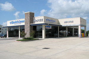 Quick Lane Tire & Auto Center for all your oil change, tire, and auto repair services located in Dickinson,            TX 77539 .